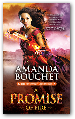Author Amanda Bouchet